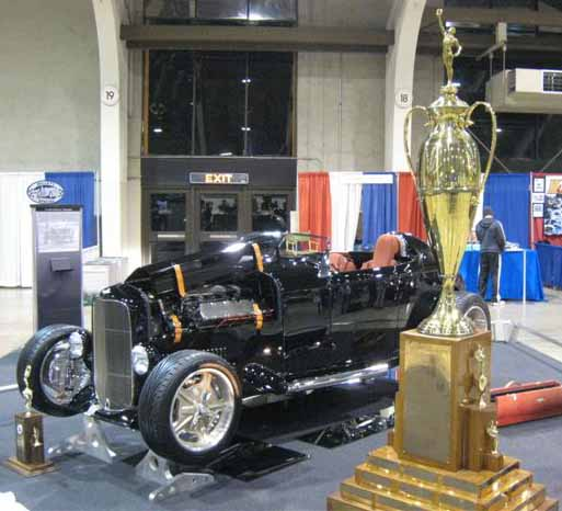 2009 America's Most Beautiful Roadster Award Winner